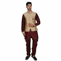 Stylish Kurta Pajama With Jacket