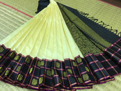 Silk Cotton Kuppadam Silk Border