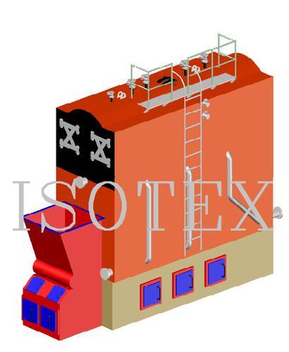 Ecobloc CS-MG Steam Plant