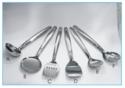 Stainless Steel Kitchen Spoon