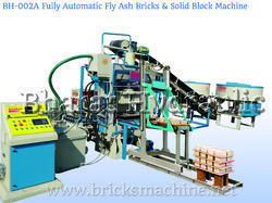 Fully Automatic Bricks & Solid Block Machine