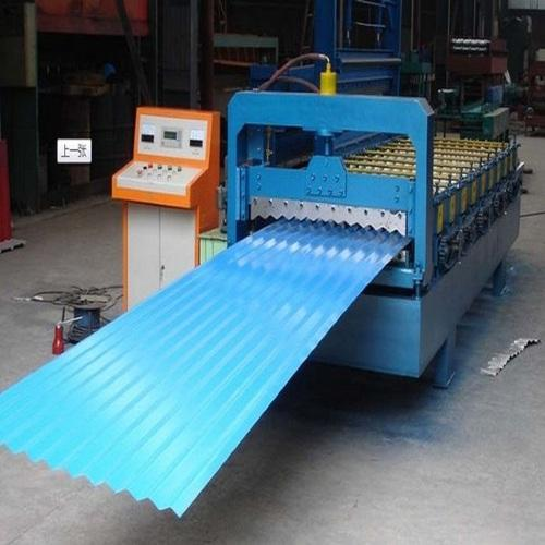 High Speed Tile Roll Forming Machine