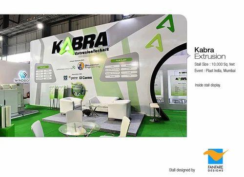 Exhibition Stall Design Custom Exhibits Service Provider