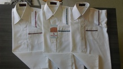 White School Shirt