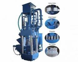 Vertical Briquetting Machine for MS/Aluminum Dust