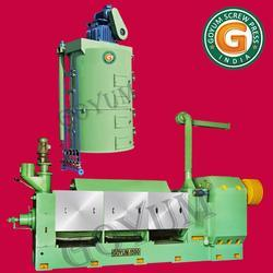 Small Oil Extractor Machine