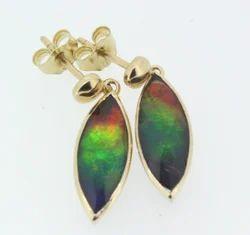 Ammolite Stone Jewelry