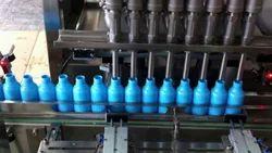 8 Head Piston Filling Machine