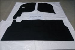 TVS King CNG Matting