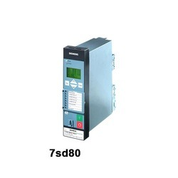 7SD80 Cable Differential Relay