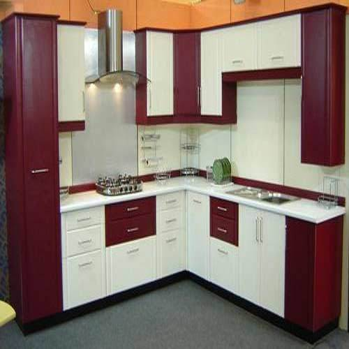 Aluminium Modular Kitchen At Rs 1100 Square Feet: Modular Kitchen Manufacturer From Chennai
