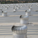 Turbine Roof Ventilators