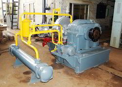 Steam Turbine for Rice Mill