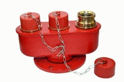3 Way Inlet Fire Fighting Equipments