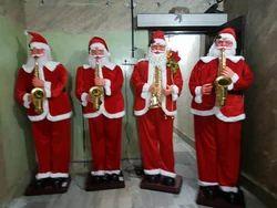 Musical Dancing Santa