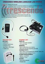 Crescendo Wireless Language Lab System