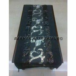Bed Runner Silk Fabric