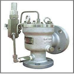 Rubber Lined Safety Relief Valve
