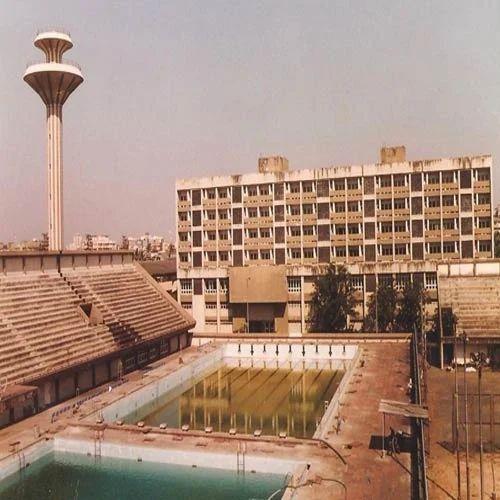 Public Utility Structures (Andheri Sports Complex)