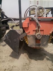 Hydraulic Road Sweeper with Bucket System