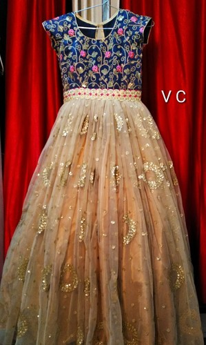 Indo western - Party Wear Ball Gown Manufacturer from Hyderabad 2b23f6f2f