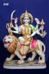 Great Idol Of Goddess Durga
