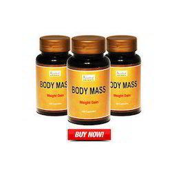 Body Mass Weight Gain Capsule