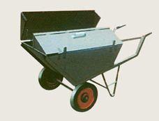 Wheel Barrow With Cover