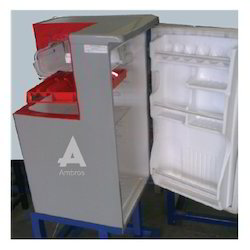 Domestic Actual Cut Section Refrigerator