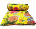 Designer Tropical Kantha