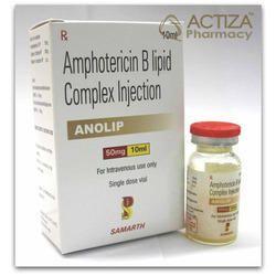 antibiotics medicine amphotericin b exporter from surat