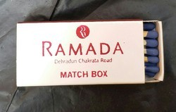 Hotel Match Box