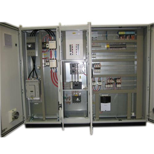 Industrial Control Panels - AMF Panels Manufacturer from Greater Noida