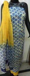 Aaditri Ladies Applique Cut Work Suit