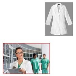 Hospital Uniform Lab Coat for Hospital