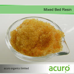 Mixed Bed Resin