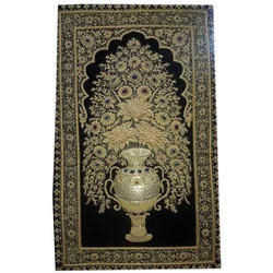 Jewel Embroidery Carpet