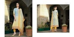 Ladies Cotton Unstitched Suits