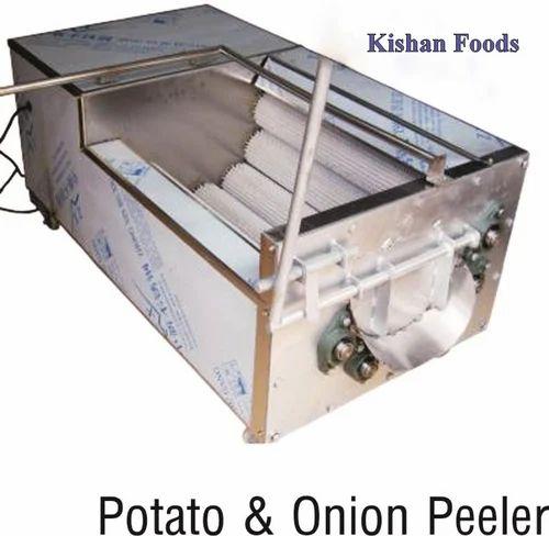 Dry Onion Peelar