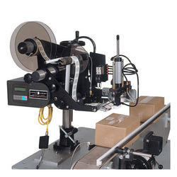 Auto Cardboard Box Labeling Machines