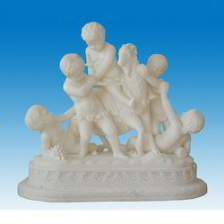 Natural Stone Figures