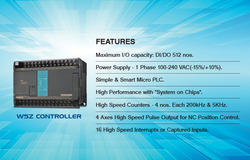 FUJI WSZ PLC Programmable Logic Controller
