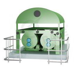 Double Drum Dryer