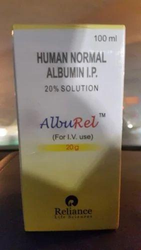 Alburel Human Albumin