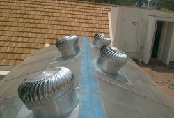 Wind Driven Ventilators