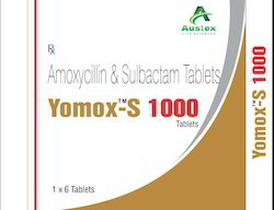 Amoxicillin And Sulbactam Tablet