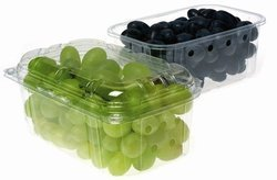 250gm,500gm Grapes Punnet/ Boxes