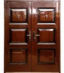 Decorative Twin Door & Wooden Doors - Decorative Twin Door Manufacturer from New Delhi