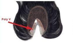 U Cut Remy Hair Closure