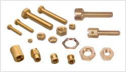 Brass Electrical Bolts